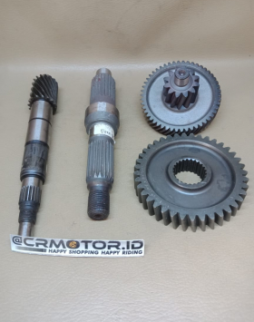 Gear Box Rasio Transmisi Set Yamaha Freego 125 S