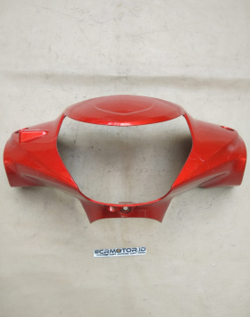 Cover Reflektor Depan Batok Suzuki Spin 125 Warna Max Orange