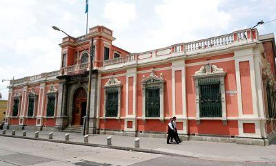 El MP presentó solicitud de antejuicio contra los magistrados del TSE.