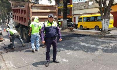 El agente PMT, Billy Enríquez falleció en el hospital, debido a las heridas provocadas por un ataque armado en la Colonia Primero de Julio. (Foto: Twitter)