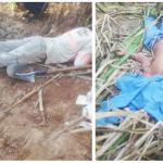 Los cuerpos de los dos hombres asesinados fueron encontrados por los vecinos. (Foto: Cristian Soto)