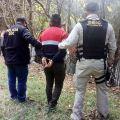 Jeovany Jonathan Pu Osorio, de 26 años, fue capturado acusado del delito de caso especial de estafa y falsedad de documentos. (Foto: Carlos Ventura)