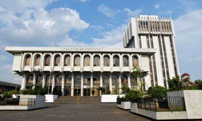 La Comisión de Postulación dará a conocer este miércoles el nombre de los 26 aspirantes a magistrados de la Corte Suprema de Justicia-CSJ-. (Foto: El Periódico)