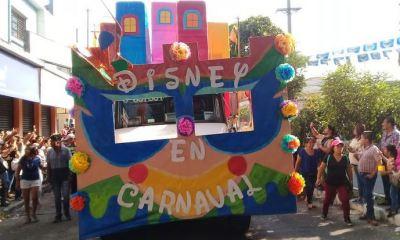 El Carnaval Mazateco 2020 se llevará a cabo del 22 al 29 de febrero. Carrozas, bailes, comida y muchas cosas más son tradicionales de esta fiesta. (Foto: Cristian Soto)