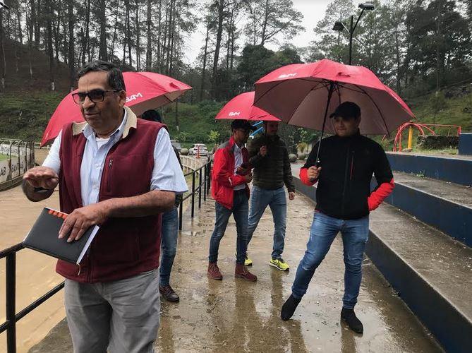 Los organizadores del Medio Maratón Internacional de Cobán 2020 aseguraron que cotinúan con todos los preparativos. (Foto: Eduardo Sam)