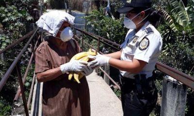 El albergue para personas en situación de calle fue habilitado debido al toque de queda decretado en el país. (Foto: AGN)