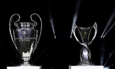La Uefa anunció la suspensión de las finales de la Champions, Champions femenina y Europa League. (Foto: UEFA)