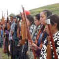 Vecinos de 48 cantones de Totonicapán solicitaron medidas al MSPAS por una mujer fallecida de COVID-19 el fin de semana. (Foto: )