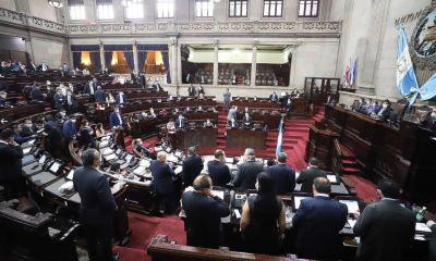 El Congreso de la República rechazó el veto presidencial al Decreto 15-2020 que garantiza los servicios básicos a la población. (Foto: Congreso de la República)