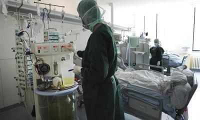 El Hospital Universitario de Erlangen, en el sur de Alemania, tratará a enfermos de COVID-19 con transfusiones de plasma. (Foto: EFE)
