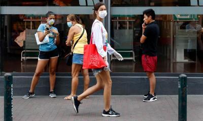 Perú reportó este sábado la mayor cantidad de casos de COVID-19 desde que se inició la pandemia el 6 de marzo. (Foto: EFE)