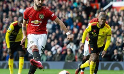 Bruno Fernandes llegó al Manchester United el año pasado procedente del Sporting de Portugal por 50 millones de Euros. (Foto: EFE)