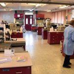 Representantes de la PDH realizaron una visita de supervisión al Laboratorio Nacional donde se realizan las pruebas de COVID-19. (Foto: Ministerio de Salud)