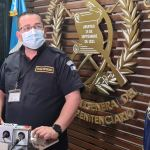 El director del Sistema Penitenciario, Luis Rodolfo Escobar, explicó que esperan el informe para conocer si el reo murió de COVID-19. (Foto: CRNNoticias)