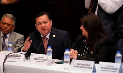 El ministro de Desarrollo Social, Raúl Romero, brindó una entrevista exclusiva a CRN Noticias, donde explicó detalles de los programas sociales a su cargo. (Foto: Gobierno de Guatemala)