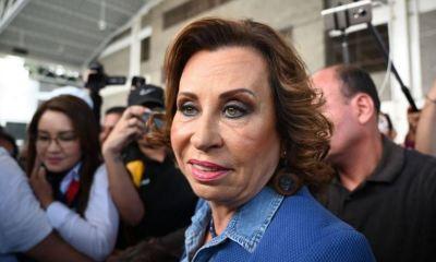 Diputados de la UNE buscan que el TSE rebaje las multas impuestas y reconozcan a Sandra Torres como secretaria general del partido. (Foto: Twitter)