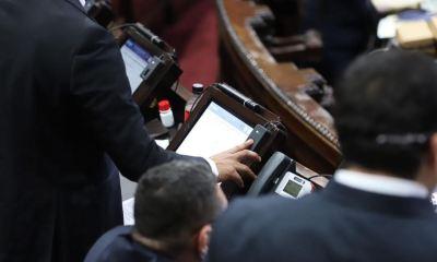 Los diputados de Congreso de la República aprobaron la prórroga y modificaciones al Estado de Calamidad. (Foto: Congreso de la República)