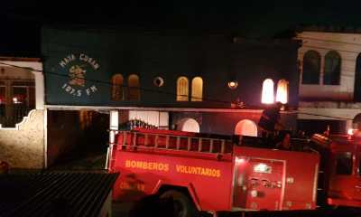 Daniel Xol Choc, de 16 años, resultó con quemaduras de segundo grado en los brazos, luego que se incendiara la vivienda ubicada en el barrio Santo Domingo, de San Juan Chamelco, Alta Verapaz.
