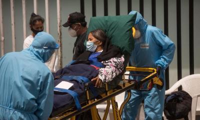 Guatemala superó la cifra de los 14 mil contagios de COVID-19, luego del último recuento de 771 personas infectadas en las últimas 24 horas. (Foto: EFE)