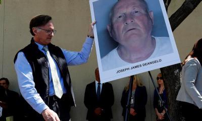 Joseph James DeAngelo, un asesino en serie acusado de 13 asesinatos y más de 40 violaciones cometidas hace unos 40 años en California, se declarará culpable para evitar la pena de muerte. También es conocido como el asesino de Golden State. (Foto: EFE)