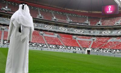 El Mundial de Catar 2022 se jugará entre el 21 de noviembre y el 18 de diciembre. (Foto: Twitter)