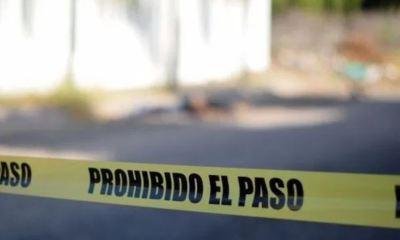 Cuatro personas murieron y un niño de 9 años resultó herido de bala en el hombre, en una balacera ocurrida en el Mezquital, Villa Nueva. (Foto: Twitter)