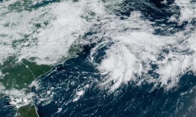 Las autoridades se encuentran en alerta luego de que se formara la tormenta tropical Nana en el caribe. (Foto: EFE)