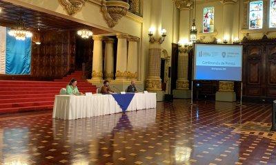 Edwin Asturias, directos de la COPRECOVID, detalló que con la finalización del estado de Calamidad recobran vigencias varios artículos constitucionales. (Foto: COPRECOVID)