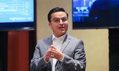 Erick Montenegro, gerente sénior de Servicios Administrados