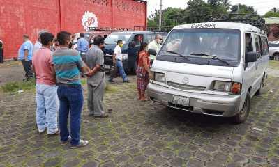 Los buses pasaran por una revision por parte de autoridades comunitarias en Mazatenango