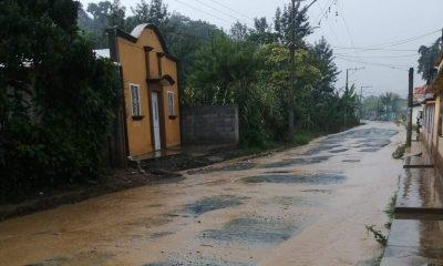 La CONRED dio a conocer que las lluvias continuarán en Alta Verapaz y que se mantienen en alerta ante alguna eventualidad. (Foto: Eduardo Sam)