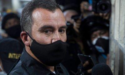 La audiencia del exministro Alejandro Sinibaldi continuará este jueves, en la torre de tribunales, por el caso Construcción y Corrupción. (Foto: La Hora)