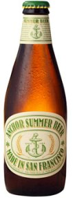 Bottle of Anchor Summer Beer