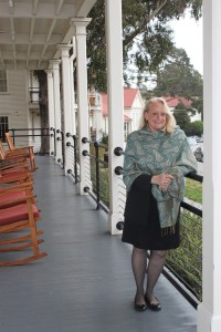 Nancy DuBois Chief Concierge at The Lodge
