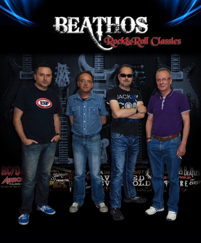 BEATHOS POSTER JUNIO 2014