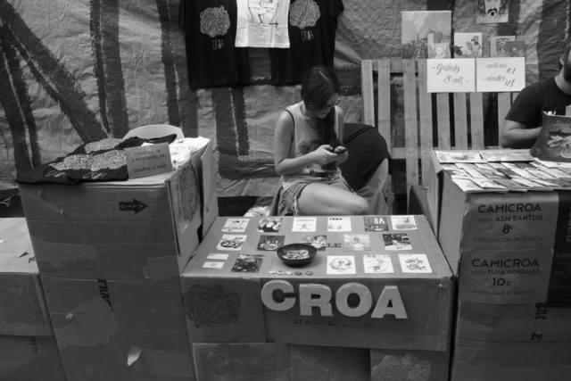 CROA en el No Tengo Mamá 2014. Fotografía de Vir Expósito