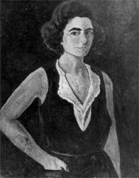 Autoportret Tine Morpurgo