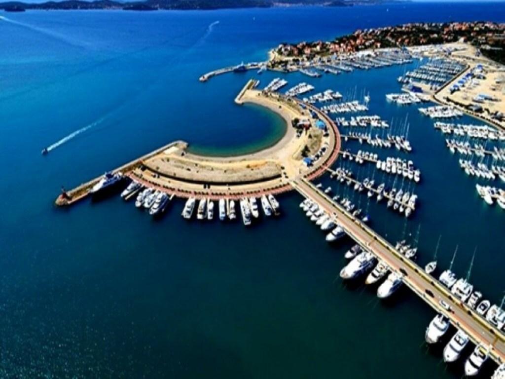 ACI Marina D Marin Zadar
