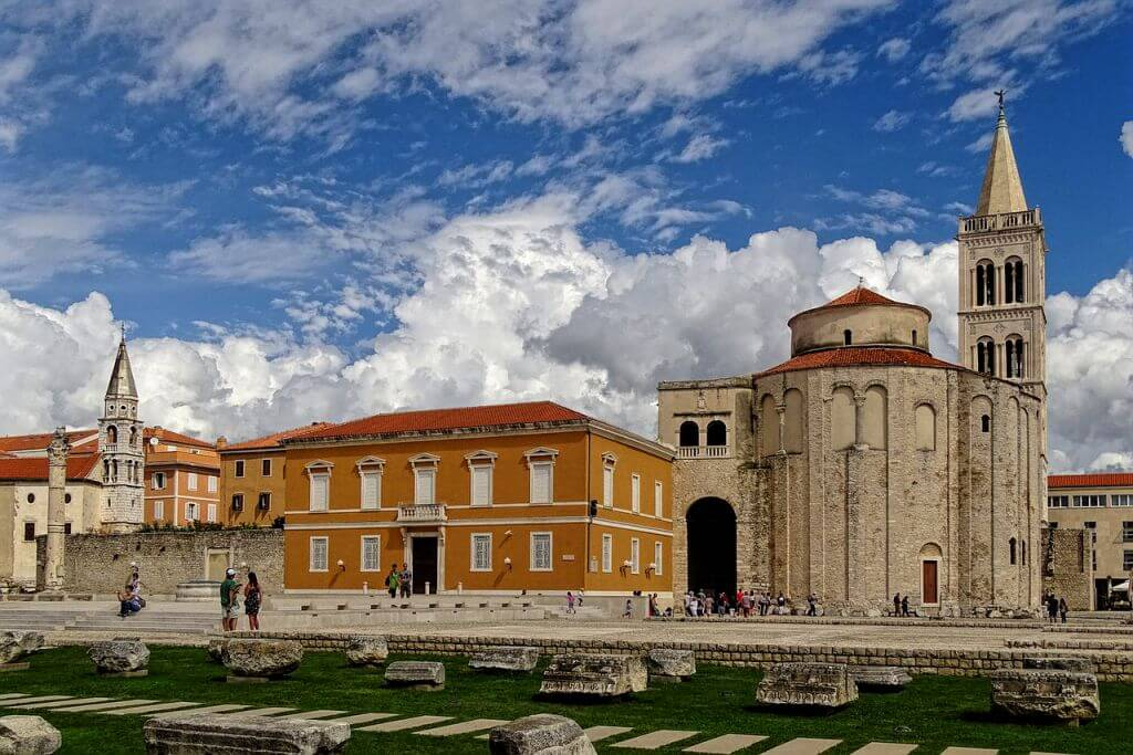 Church of St Donat in Zadar