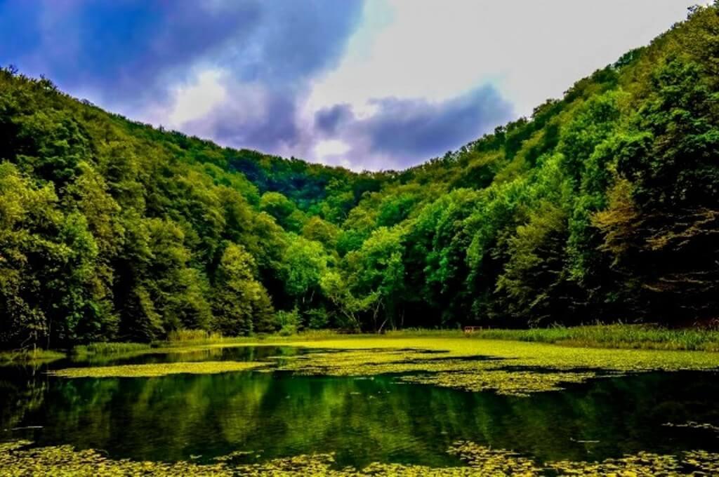 Nature Park Papuk