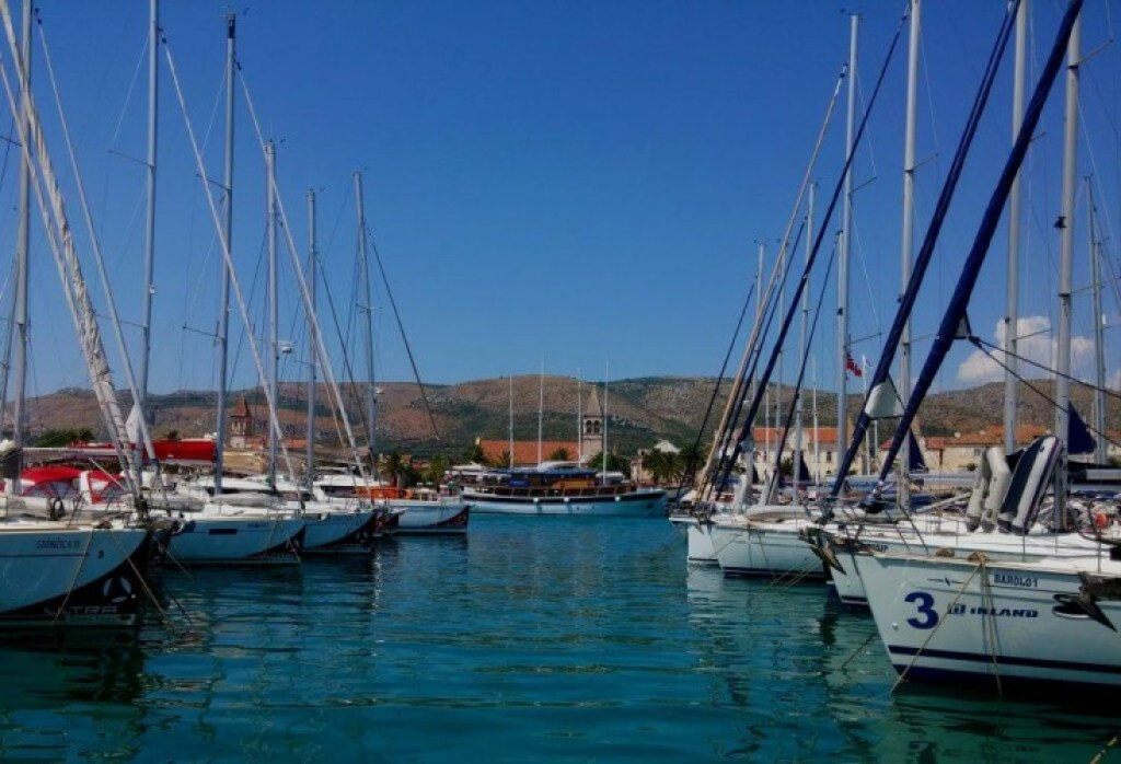 ACI Marina Trogir, Adriatic Sea