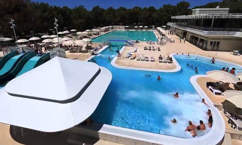 Aqua Park Cikat, Aqua Park Croatia