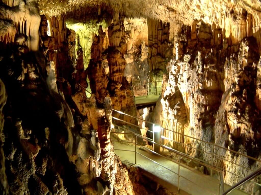 Biserujka Cave in Krk