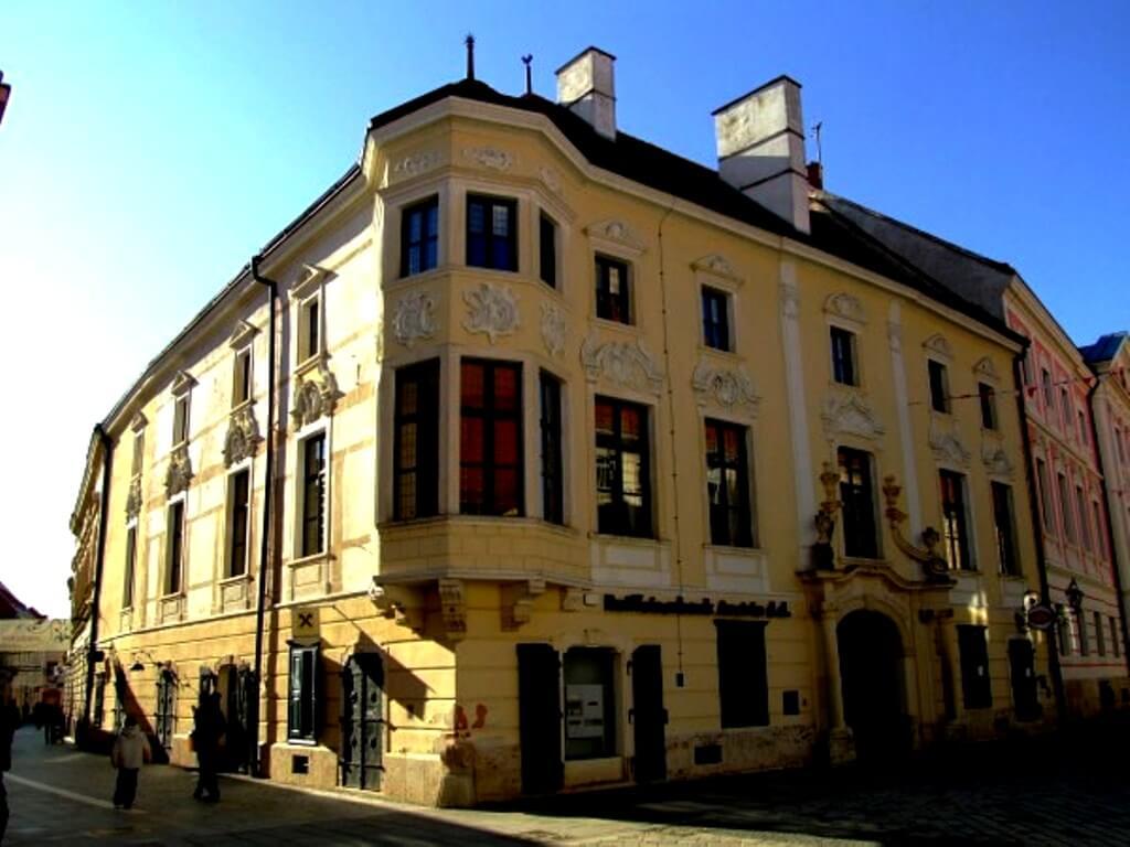 Patacic Palace