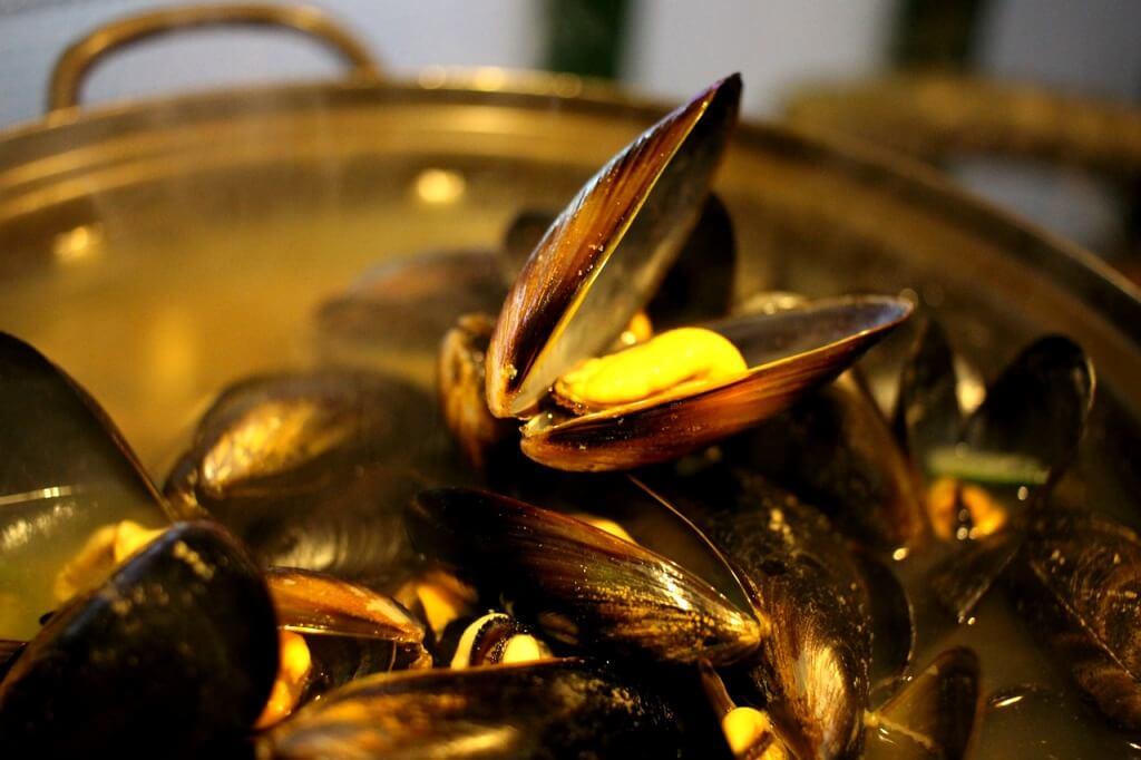 Date Mussels
