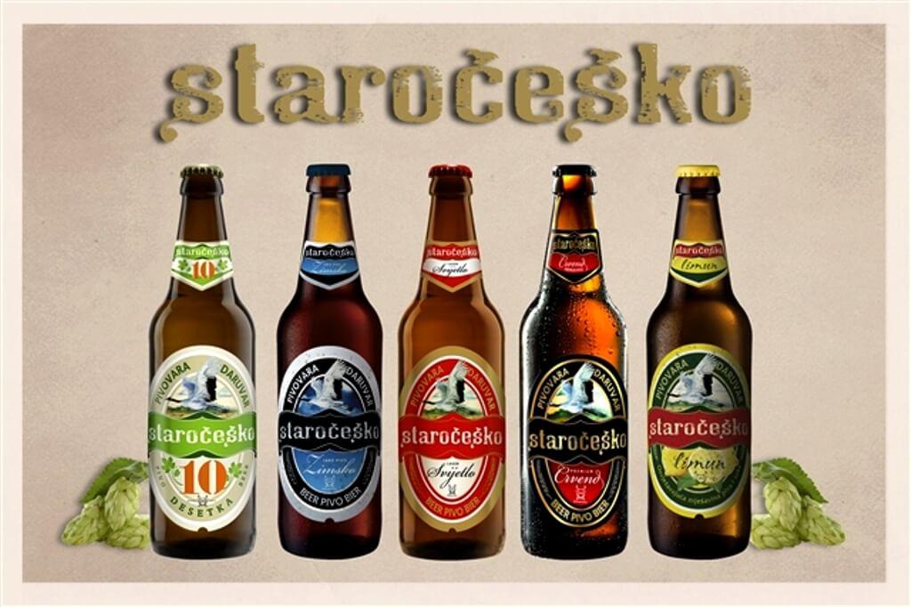 Starocesko Beer