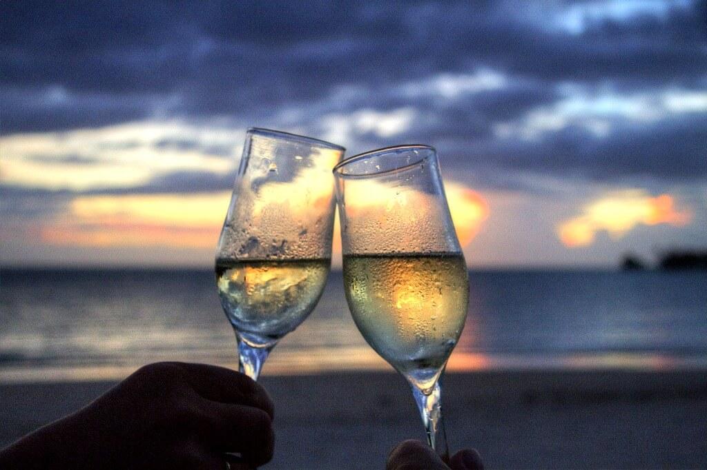 Glasses of Wine, Visit Croatia
