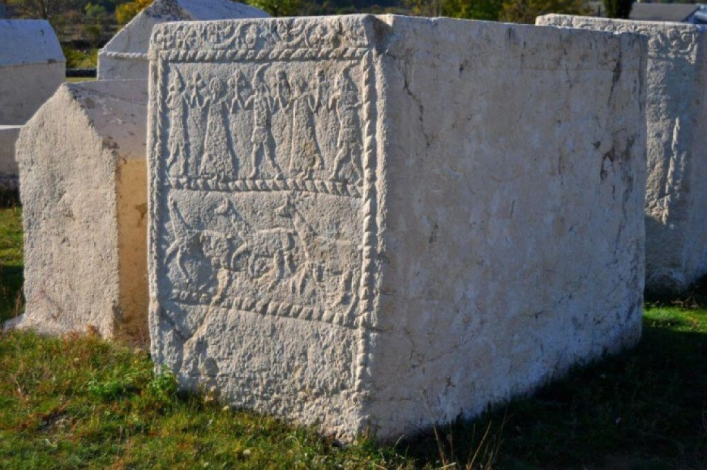 Stecci - Medieval Tombstones in Croatia