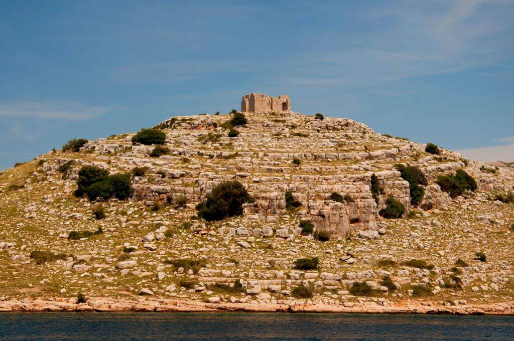 Fort Tureta, Kornati