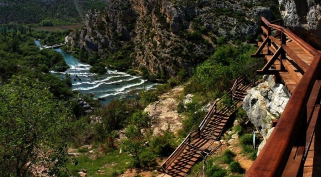 Ozidjana Cave, Krka National Park
